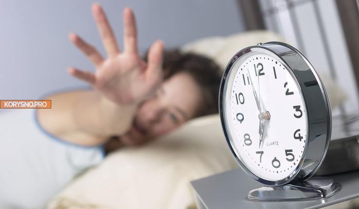5 причин, почему вы не высыпаетесь