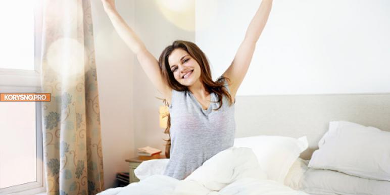 А во сколько просыпаетесь вы? Вас ждет самый неожиданный результат!