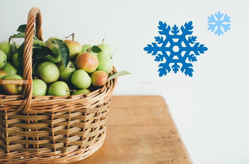 Свежие яблоки всю зиму: 7 правил хранения до самой весны!
