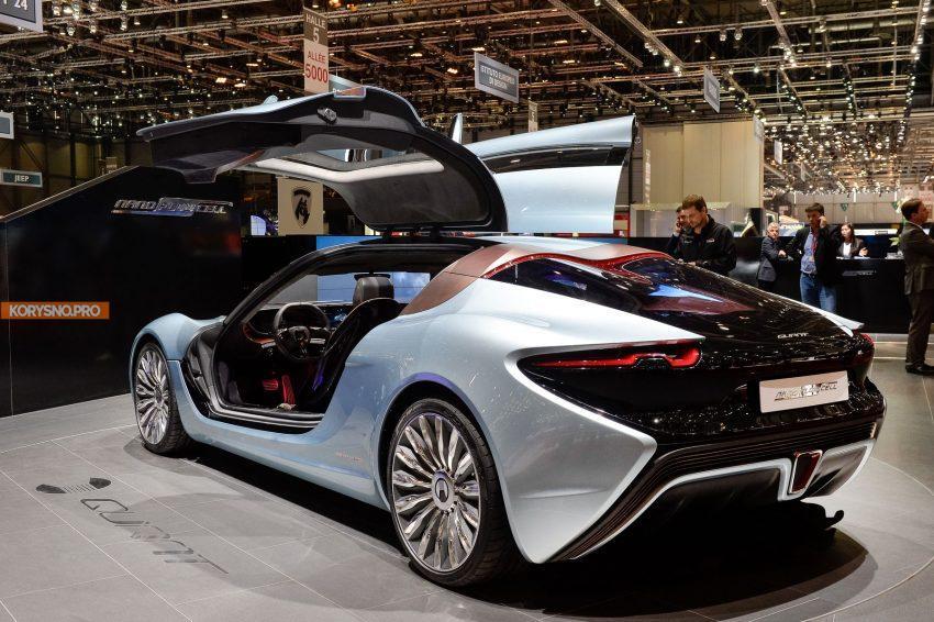 Конец нефтяной эпохи: создан автомобиль, который работает на соленой воде — 920 л.с. и меньше 3 сек. до ″сотни″