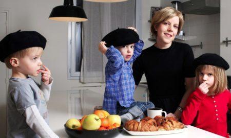 Особенности воспитания детей во Франции