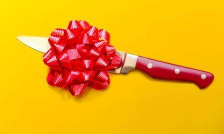 Почему нельзя дарить ножи и часы