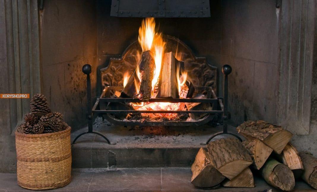 Почему не нужно отапливать дом дровами