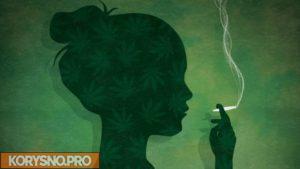 Как курение марихуаны влияет на мозг, тело и сексуальность