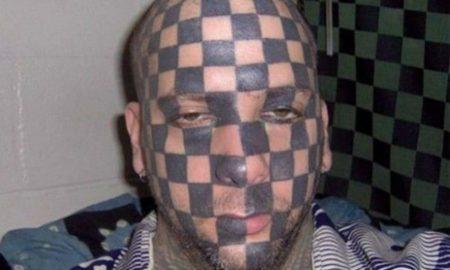 11 доказательств того, что тату на лице — плохая идея