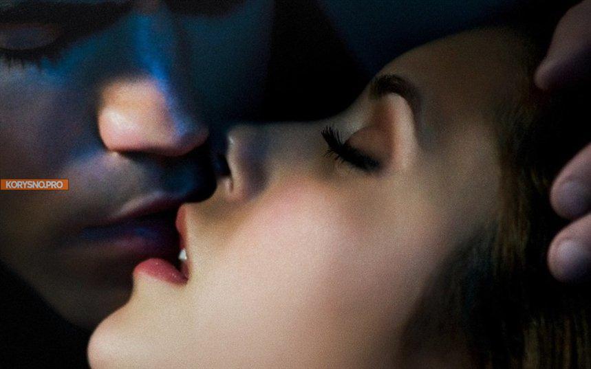 9 техник возбуждающих поцелуев во время секса
