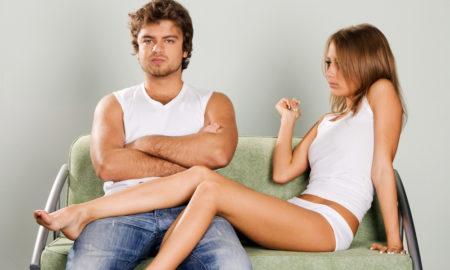 «Дорогая, не сегодня!» Почему мужчина меня не хочет?
