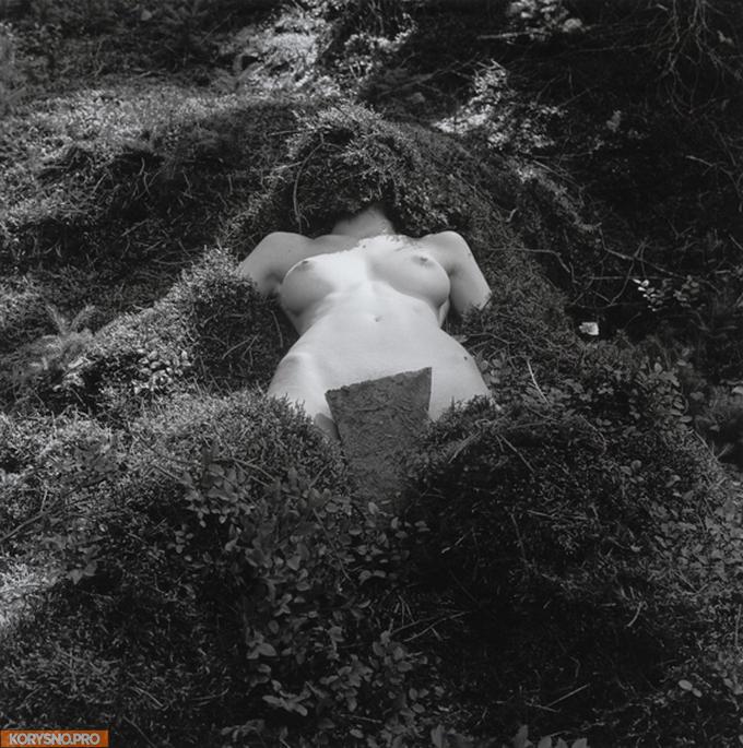 Провокационные ню фотографии от чешского фотографа Тоно Стано