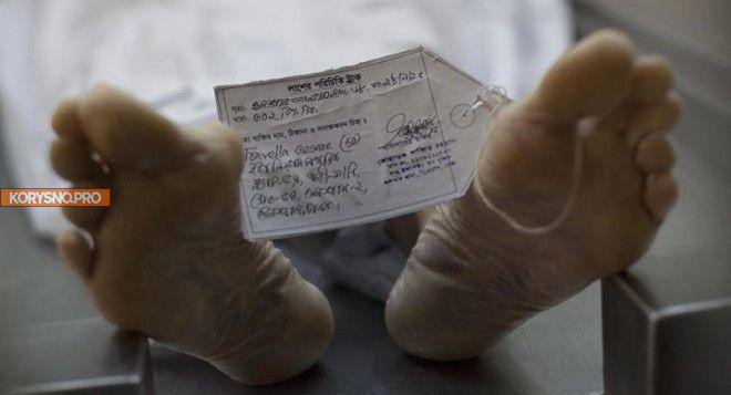 Жительница Индии пережила собственную кремацию