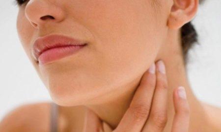 Почему воспаляются лимфоузлы на шее и что с этим делать?