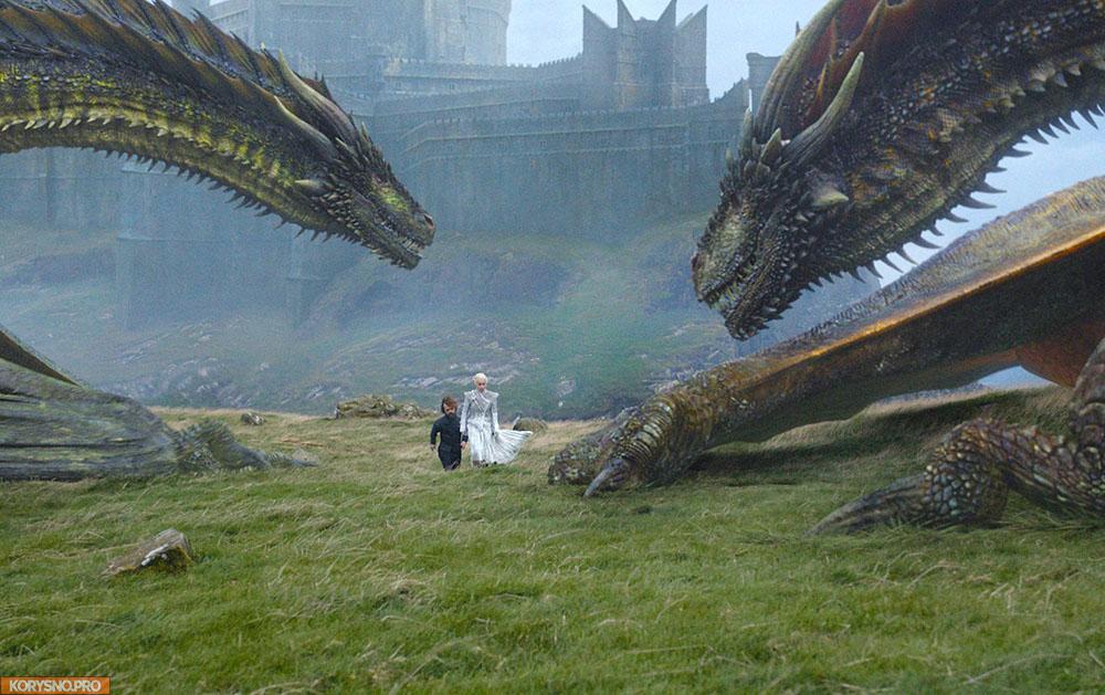 15 теорий, чем закончится «Игра престолов»