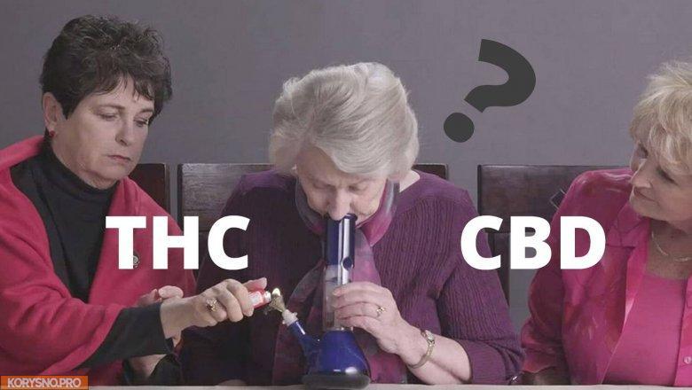 Медицинская марихуана. Чем отличается CBD и THC