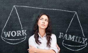 Женской карьере вредят не дети, а мужья