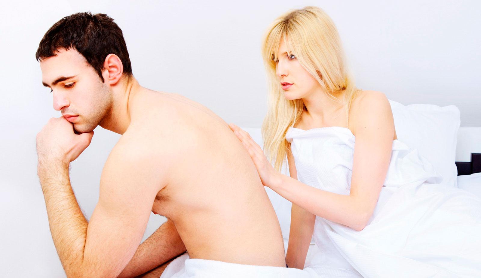 Самые частые промахи женщин в постели