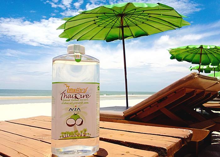 Топ-5 полезных свойств кокосового масла для загара
