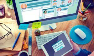 Какие социальные сети популярны в мире