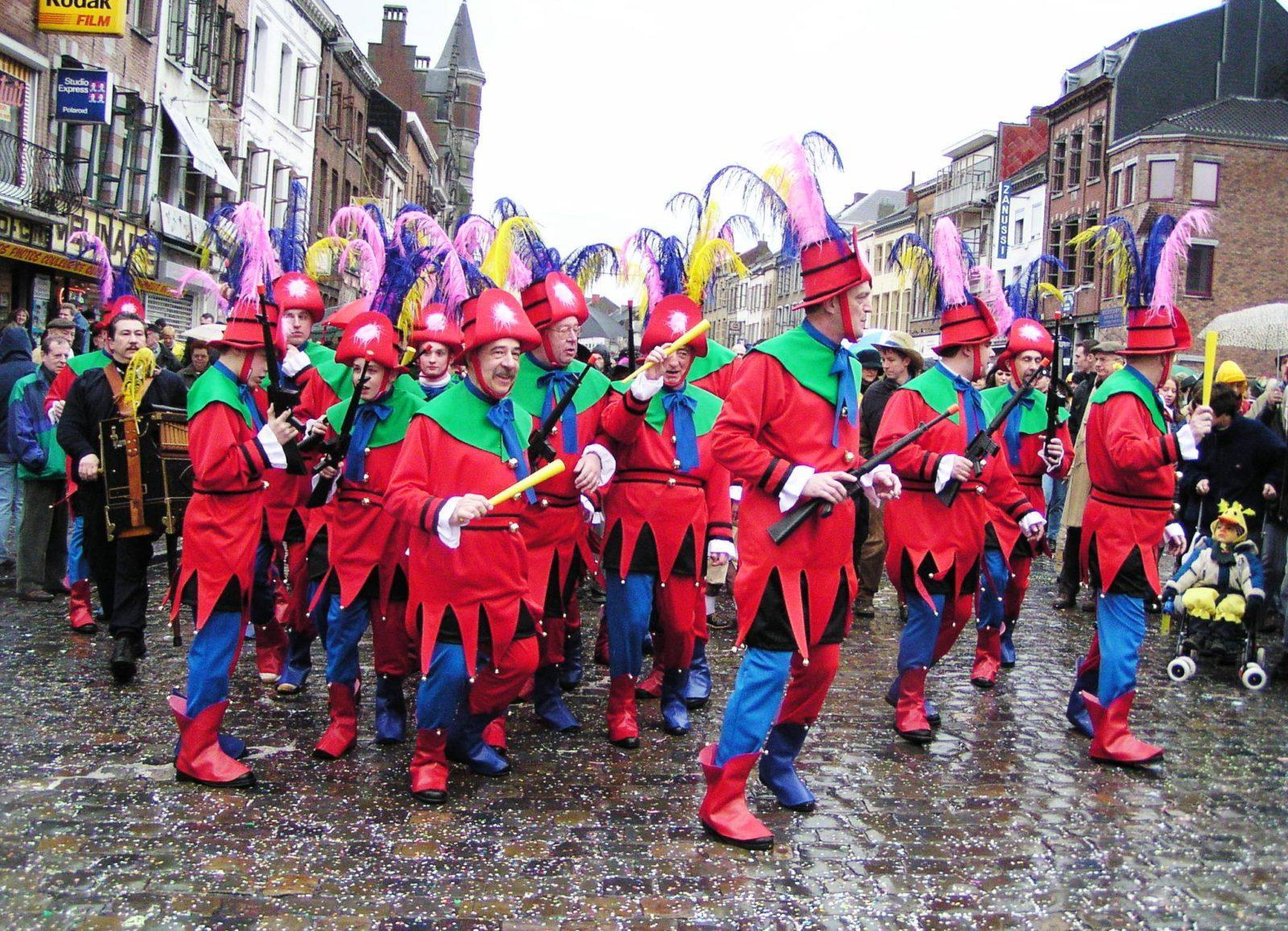 10 самых ярких карнавалов в мире