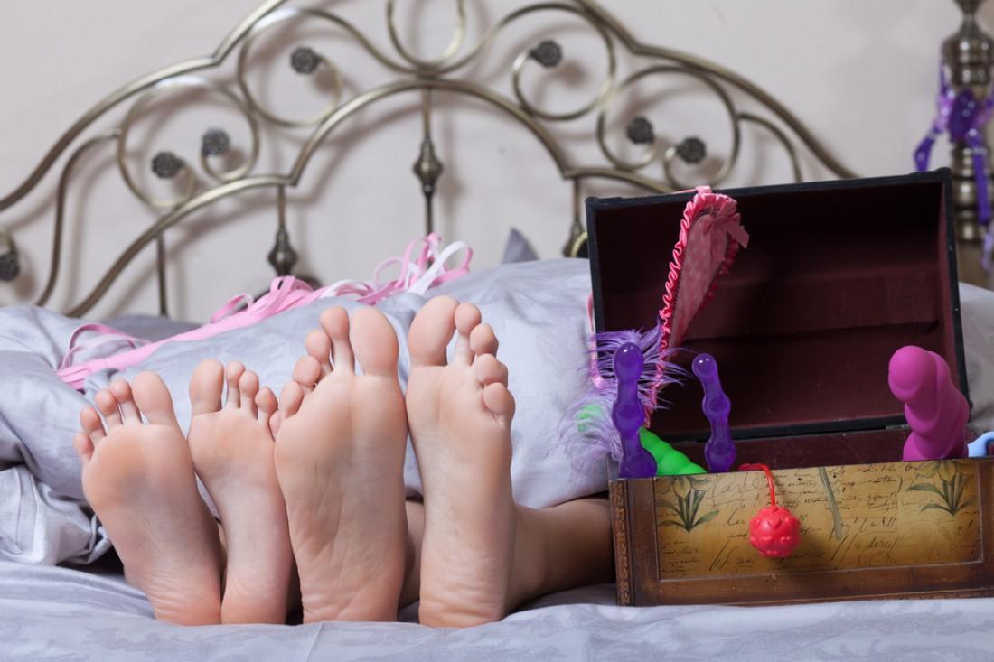Как подарить серию оргазмов с помощью секс-игрушек?