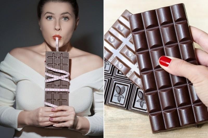 Шоковая диета для похудения кофе и шоколад