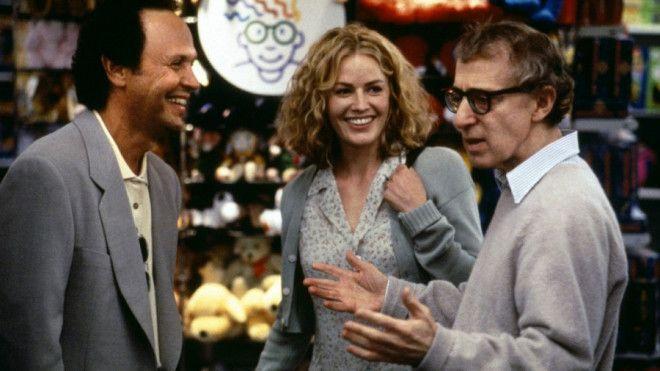 10 самых смешных фильмов Вуди Аллена