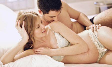 5 способов сделать ему приятно в постели, если ты беременна