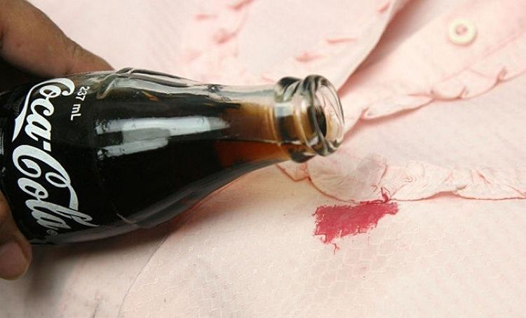 10 необычных способов использовать кока-колу не по назначению