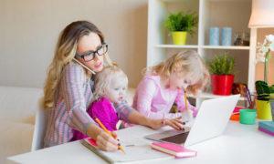 10 лайфхаков от опытной мамы: как работать из дома с детьми