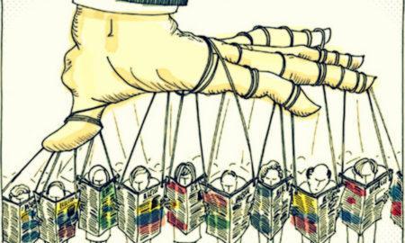 Ноам Хомский: «10 жутких трюков, с помощью которых контролируют массы»