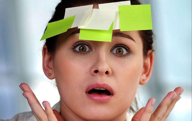 Как бороться с забывчивостью: 8 советов