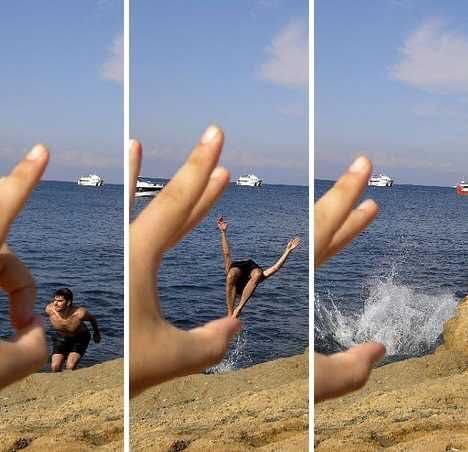 Как правильно делать фотографии в отпуске