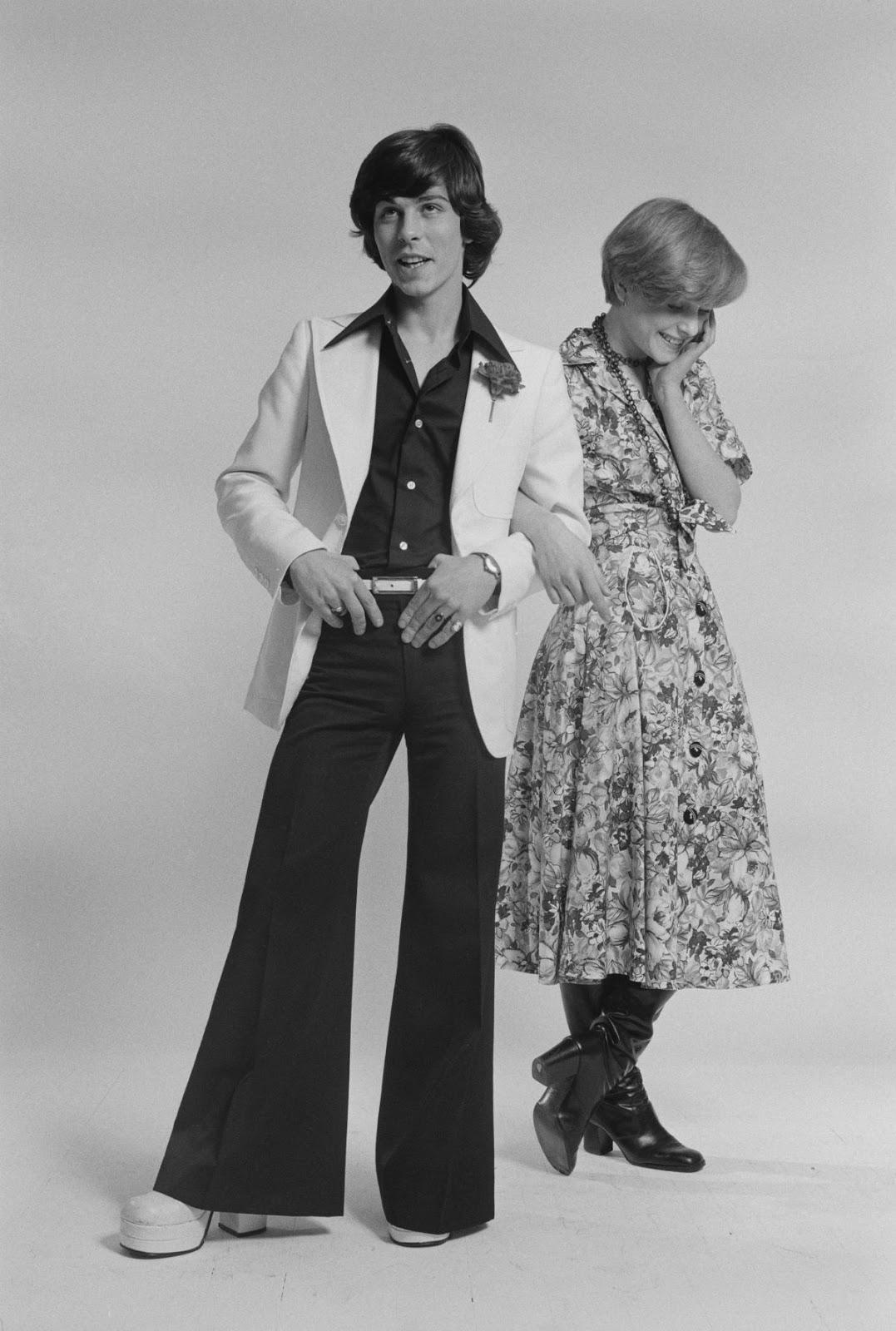 17 модных трендов 70-х, которые ушли и обещали не возвращаться