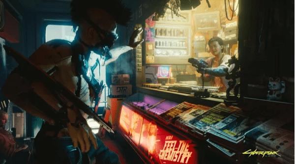 20 фактов о ролевой игре Cyberpunk 2077