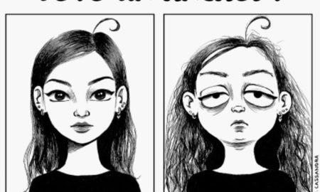 17 забавных комиксов о том, как же непросто быть женщиной