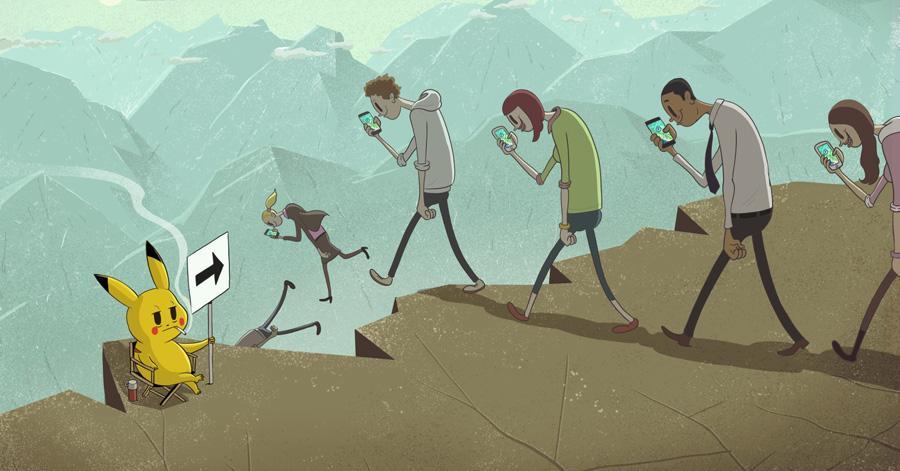 23 честных карикатуры о том, почему люди лишились остатков мозгов