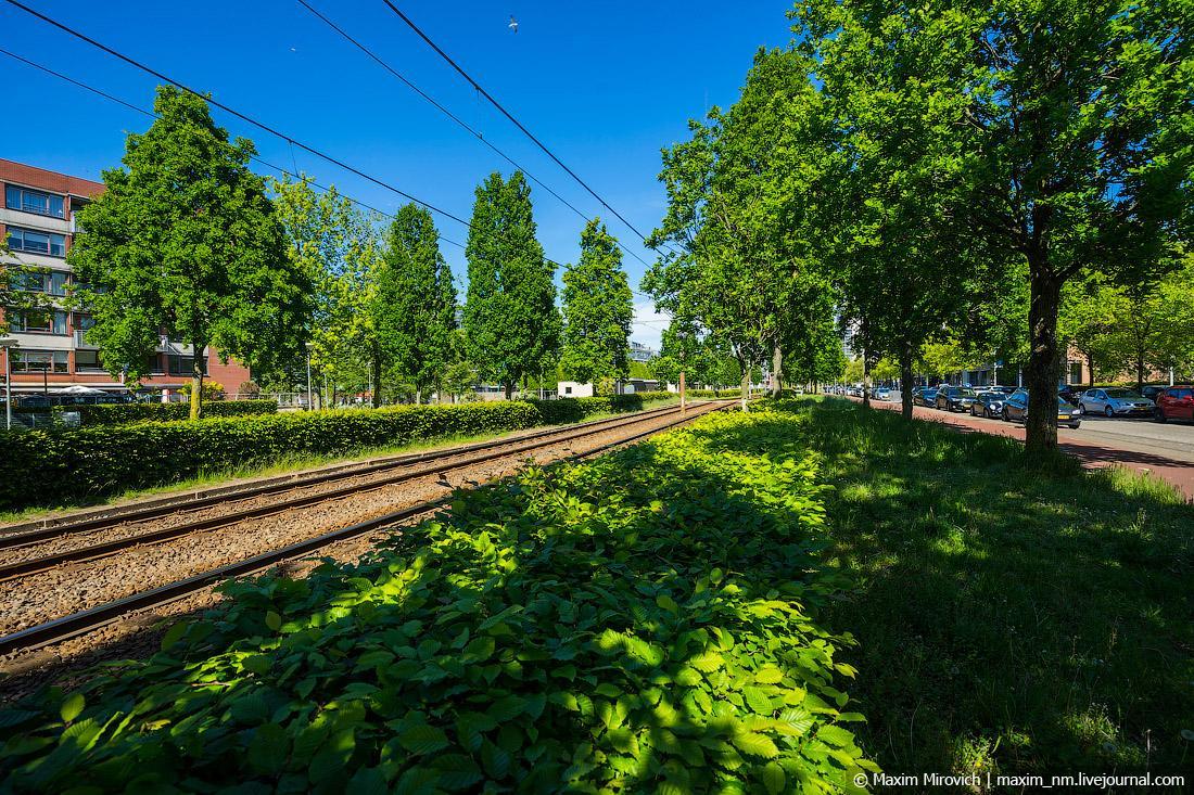 Как выглядят «хрущёвки» в Амстердаме