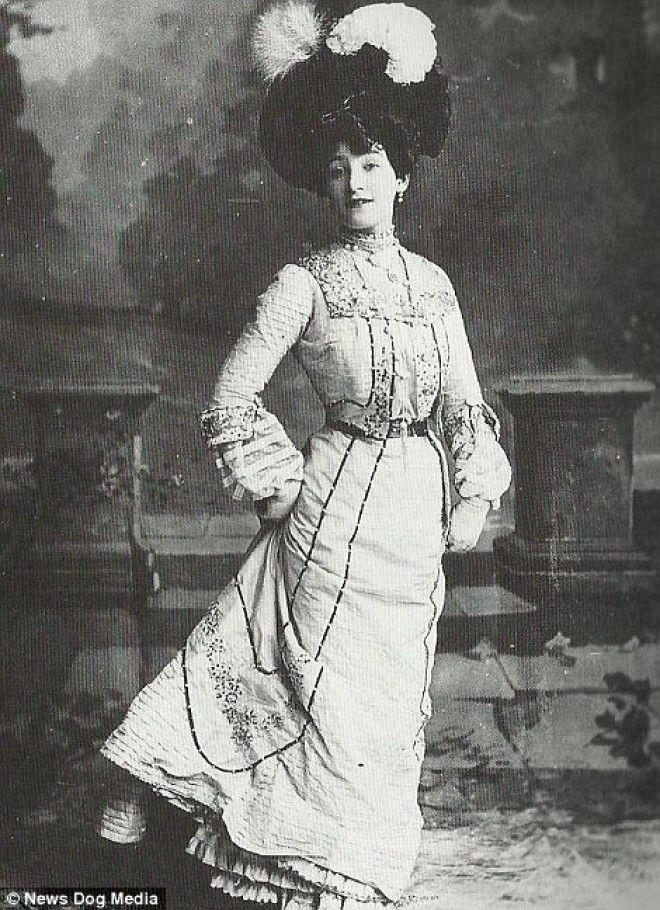 Женщины правящие из постели: скандальный каталог с куртизанками XIX века