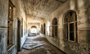 15 загадочных городов-призраков, разбросанных по всему миру