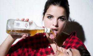 Женщины становятся веселее, если перестают пить. Исследование