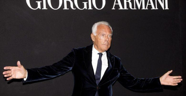 10 уроков стиля Джорджио Армани