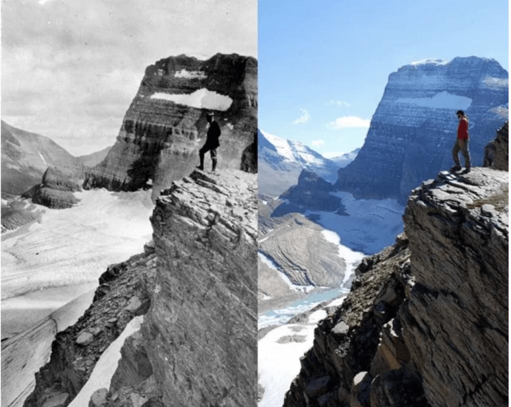 7 фото, которые показывают правду о глобальном потеплении