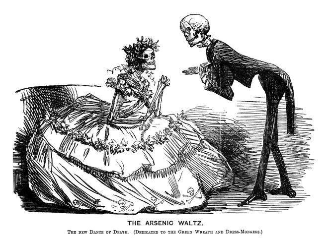 6 косметических средств прошлого, от которых женщины мучительно умирали