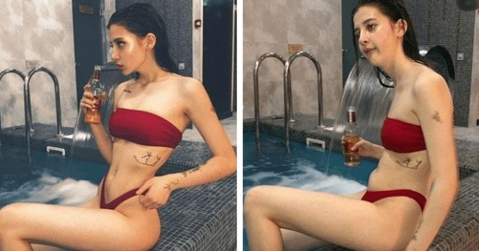 Правда о девушках, выкладывающих в Instagram фото в белье