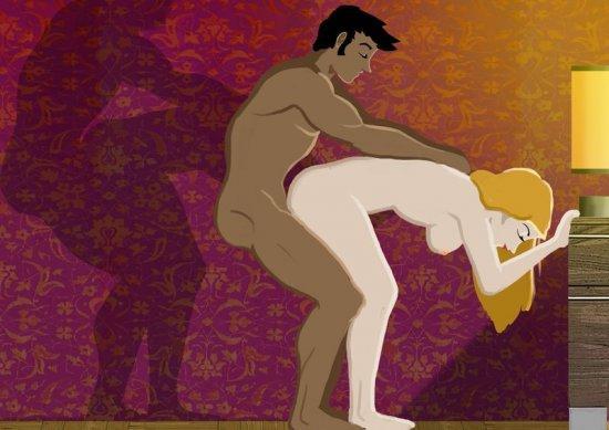 10 позиций для анального секса с дельными практическими советами