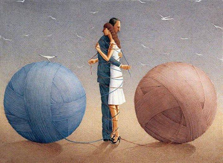 Как понять, что человек держит вас на эмоциональном поводке, и уйти от него