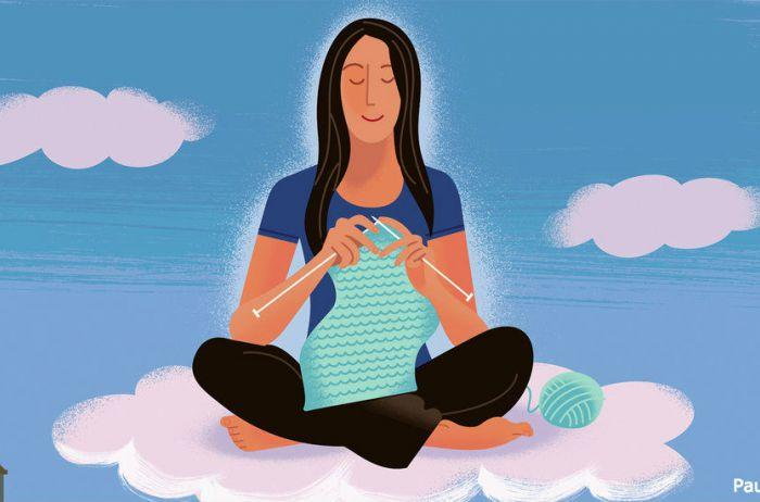 Вязание - йога для мозга. Объяснение невролога оказалось неожиданностью для всех!