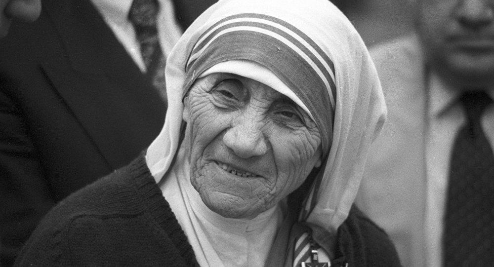Мать Тереза. Женщина, изменившая мир