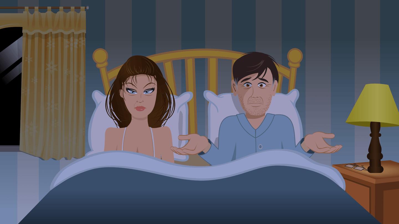 Почему замужние женщины отказываются от секса?