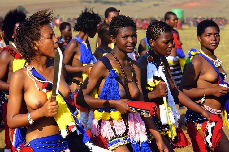 Жены африканских королей: 5 трагических историй