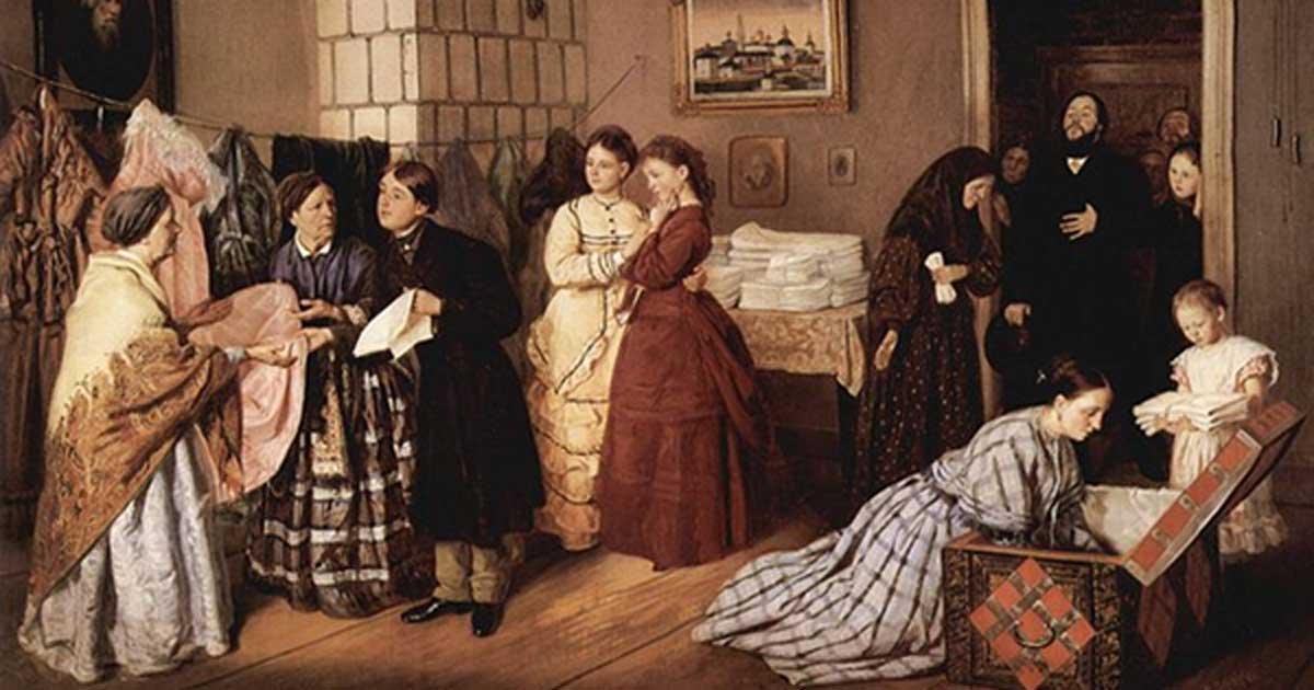 Приданое и выкуп: кто за что платил?