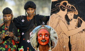 10 самых странных сексуальных традиций от древности до современности